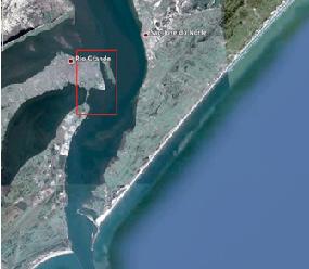Estudo do impacto da implantação do estaleiro da QUIP em Rio Grande, RS, Brasil